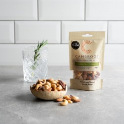 Baked Truffle Nuts by Cambrook