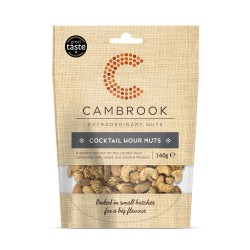 Cocktail Hour Nuts (10 packs)