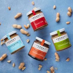 Peanut Butter Mixed Flavour Bundle – 4 x 180g