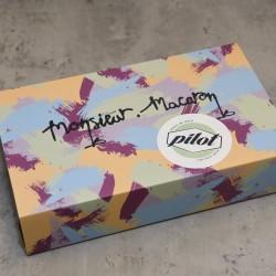 Father's Day Gift Box - Monsieur Macaron