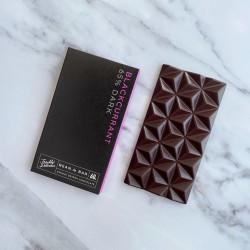 65% Blackcurrant Dark Chocolate Bar 60g