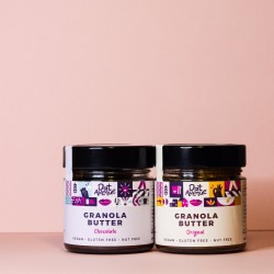 Granola Butter Bundle x 6 Jars (Original and Chocolate)