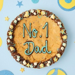 Father's Day Milk Chocolate Giant Cookie
