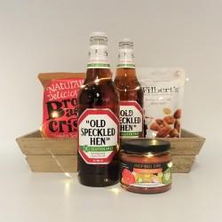 Gluten and Vegan Free Beer and Snacks Gift Hamper