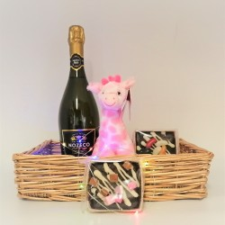 'Congratulations on Your New Baby!' Alcohol Free Hamper