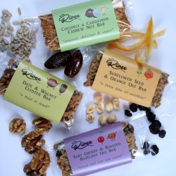 Taster Box of Wholesome Oat and Nut Bars