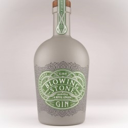 The Blowing Stone, Crabapple and Royal Ginger Gin 70cl, 42% abv