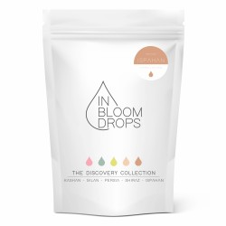 Saffron and Wild Rose 100% Natural Water Enhancer - Zero Calorie (10x15ml sachets)