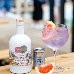 Pink Marmalade Colour Changing Gin (50cl)