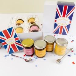 British Luxury Gift Jars