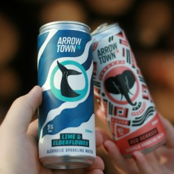 Arrowtown Taster Pack Hard Seltzer 5% ABV (4 x 330ml) - Alcoholic Sparkling Water
