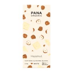 White Hazelnut Chocolate Bar - 80g