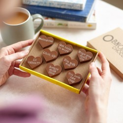 Funny Get Well Soon Chocolates - Obnoxious Chocs