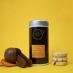 Terry's Chocolate Orange Shortbread