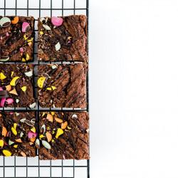 Vegan (Without Gluten) Brownies Box