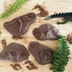 Chocolate Dinosaurs