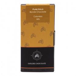 Pure Gold Single Origin Blonde Chocolate