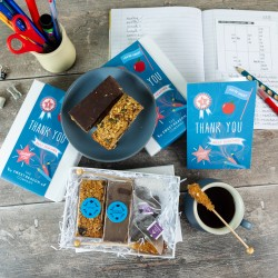 'Thank You Teacher' Afternoon Tea for Two Gift Bars