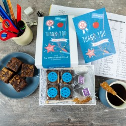 'Thank You Teacher' Afternoon Tea for Two Gift