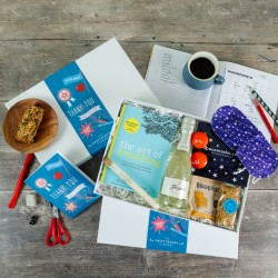 'Thank You Teacher' Relaxation Treats and Prosecco Gift