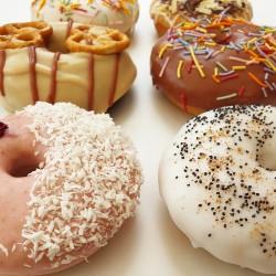 Custom Gluten Free Doughnut Box (Box of 6)