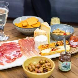 Il Rustico - The Essential Italian Cheese & Charcuterie Box