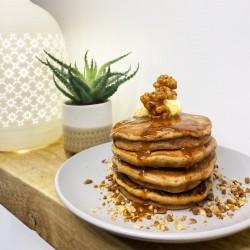 Coffee and Walnut Pancake Mix