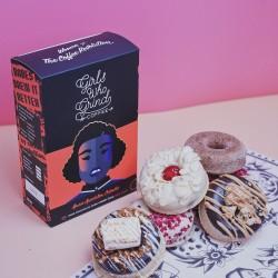 Coffee & Vegan Baked Donuts Gift Box