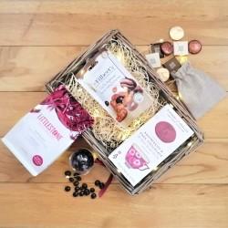 Coffee Time Mini Gift Basket
