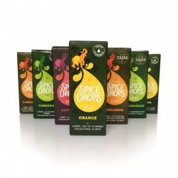 9 Spice Drops pack, Gift Set, Baking & Drinks