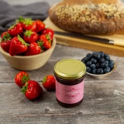 Luxury Mixed Berry Jam Gift Jar