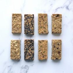 Mixed Flapjack Box | Vegan, Gluten Free, Dairy Free, Eggless