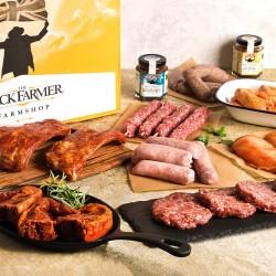 BBQ Meat Box - Large (Sausages, Lamb Chops, Ribs, Burgers)