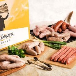 Sausage BBQ Box (Gluten-Free)