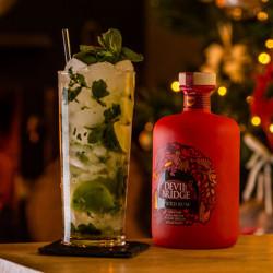 Mutli-Award Winning Devil's Bridge Spiced Rum Infused With Bara Brith
