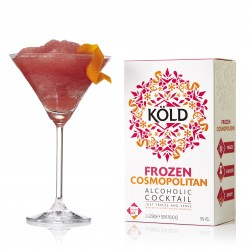 Frozen Cosmopolitan Cocktail Pouches