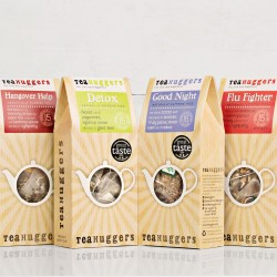Ultimate Tea Survival Gift Box - 4 boxes of tea