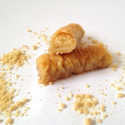 Nut Free Baklava Box