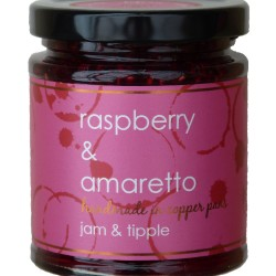 Raspberry & Amaretto Jam (3 pack)