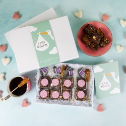 'A Special Delivery' Afternoon Tea for Four Gift