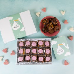 'A Special Delivery' Indulgent Brownie Gift
