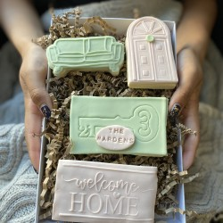 New Home Cookie Gift