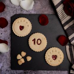 Anniversary Biscuits Gift Box