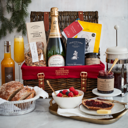 The Champagne Breakfast Christmas Hamper