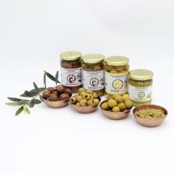 Sicilian Nocellara Olive Collection