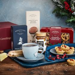Christmas Afternoon Tea Gift Box