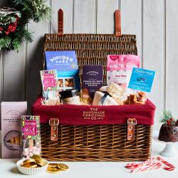 Family Treats Sweet Christmas Hamper