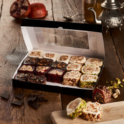 Authentic Turkish Delight Rolls | Choose Your Own Flavours