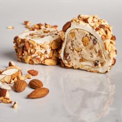 Almond Flavour Turkish Delight Rolls