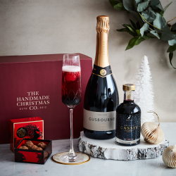 The Kir Royale And Truffles Gift Box